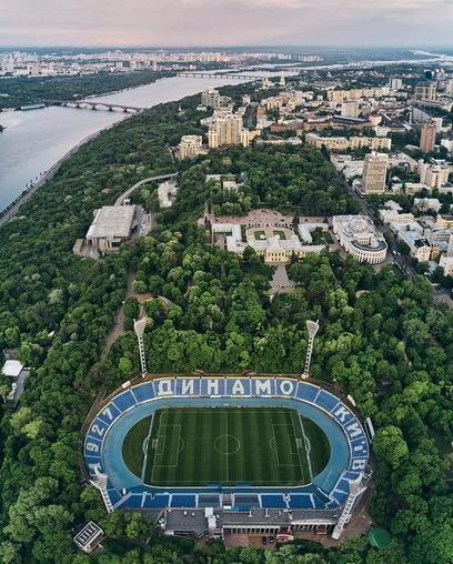 Стадіон Динамо Київ