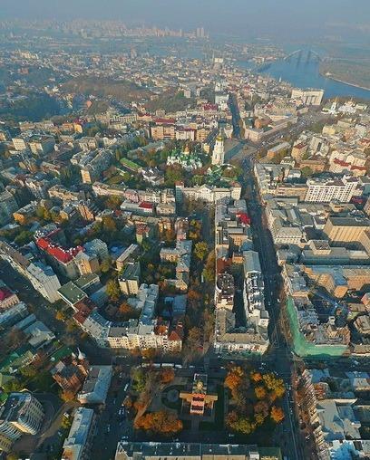 Житлові будинки Києва