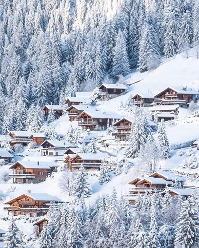 Гірськолижний курорт